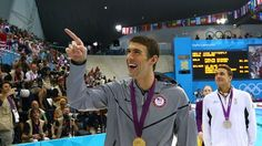 The last swim meet for the greatest Olympian. After 3 Olympics- I nearly teared up when Phelps won his last gold medal!