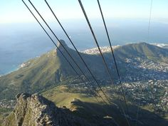 #lionshead in  Cape Town is what you see here. Lovely picture made by a student of http://www.go-placements.com
