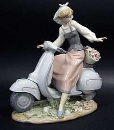 Lladro figurine.