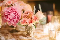 Photography: Rebecca Arthurs - rebeccaarthurs.com  Read More: http://www.stylemepretty.com/2014/09/18/classic-romance-with-dash-of-sparkle/