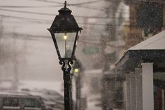 Things better appreciated while indoors and warm #lamp #snow