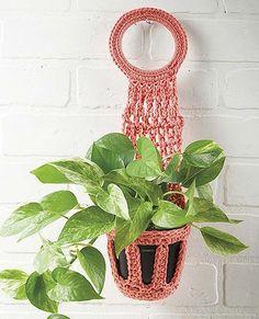 Pretty Little Plant Hangers