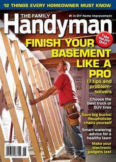Handyman magazine back issues 200 plus shipping handyman handyman magazine back issues 200 plus shipping handyman magazines pinterest handyman magazine solutioingenieria Choice Image
