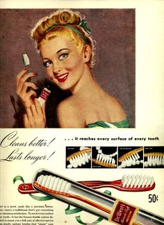 vintage pinup doctor west 1947 advertisement by FrenchFrouFrou, $14.95
