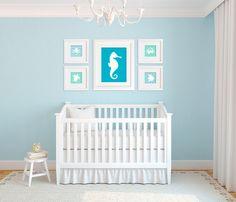 Under the Sea Nursery: Jenna Sue Design