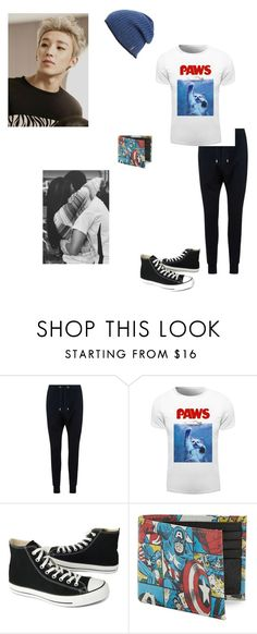 \u0026quot;Kpop RP\u0026quot; by truekpopper4life ? liked on Polyvore featuring Balmain, Converse, Marvel