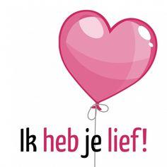 #ik heb je lief