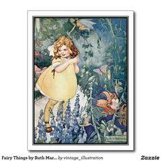 Fairy Things by Ruth Mary Hallock