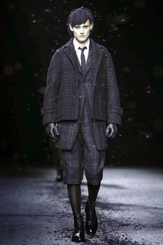 THOM BROWNE - Fall Winter 2015/2016