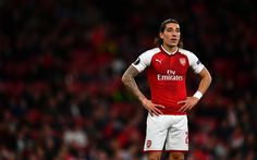 Download wallpapers 4k, Hector Bellerin, FC Arsenal, The Gunners, soccer, Premier League, footballers, Arsenal