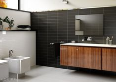 The Evolution series is a subway ceramic wall tile, available in six colours, several different sizes and two finishes. Easy to match with different styles, they will add simplicity and elegance to the walls of your bathroom or your kitchen. Coloured Grout, Ceramic Wall Tiles, Wall And Floor Tiles, Splashback, Interior Exterior, Interior Design, Amazing Bathrooms, Bathtub, Flooring