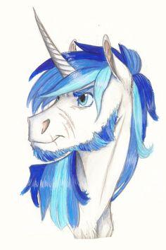El Rincón del Pony - MLP Fanart:Shining Armor by Earthsong9405