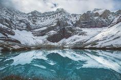 Cracker Lake in Glacier National Park MT [OC] [28801920] #reddit