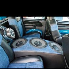 get in my car with hearing, leave with ringing ;)