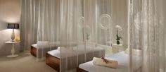 Enjoy a rejuvenating treatment at the award winning spa.
