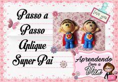 (DIY) PASSO A PASSO SUPER PAI COM MOLDE MINI PETS PP