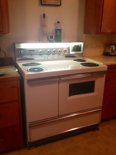 vintage 1950 s white ge electric stove range general electric 208 pictures of vintage stoves refrigerators and large appliances