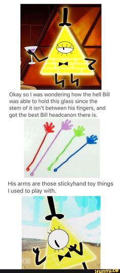 bill has 4 fingers not 3... look at bottom photo and top photo. you can hold it like that its possible
