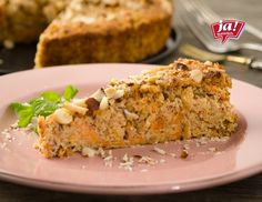 Karotten-Apfel-Paranuss-Kuchen Rezept