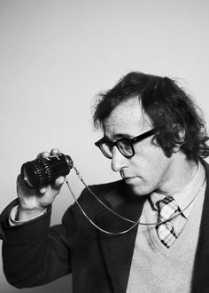 American film director Woody Allen on the set of Everything You Always Wanted to Know About Sex but Were Afraid to Ask, 1972 Woody Allen, Fritz Lang, Film Serie, Film Director, Famous Faces, Comedians, Filmmaking, Movie Stars, Actors & Actresses