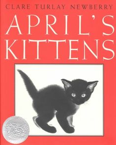 """""""April's Kittens"""" by Claire Turlay Newberry (1941) - book cover"""