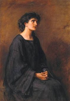 A Disciple - Sir John Everett Millais - Tate Gallery Dante Gabriel Rossetti, John Everett Millais, William Morris, Southampton, Pre Raphaelite Paintings, Edward Burne Jones, Pre Raphaelite Brotherhood, Johann Wolfgang Von Goethe, John William Waterhouse