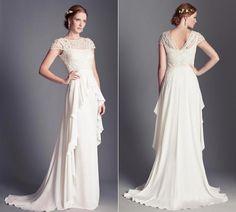 Millie Mackintosh's stunning vintage bridal look - Photo 3