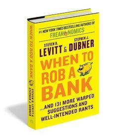 Contabilidade Financeira: Resenha: Quando roubar um banco
