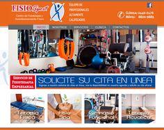 Cliente FisioSport - www.fisiosportcr.com E Online, Day Planners
