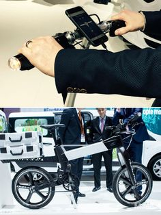 Called MoDe:Me and MoDe:Pro, the bikes connect to your smartphone and offer navigation feedback via the handlebar grips, which vibrate when you need to turn left or right.