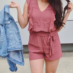 25% off rompers in store and online #DynamiteStyle