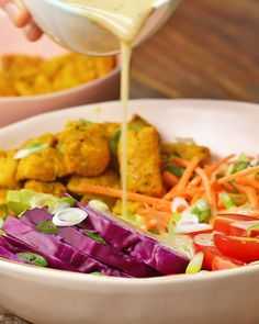 Veggie-Packed Buddha Bowl Recipe by Tasty
