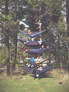 chloeabaur: i love this wonderful family of mine #poler #polerstuff #campvibes