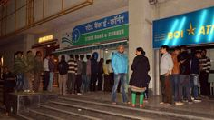 Anticipating heavy rush in ATMs and branches, banks in Bengal seek security