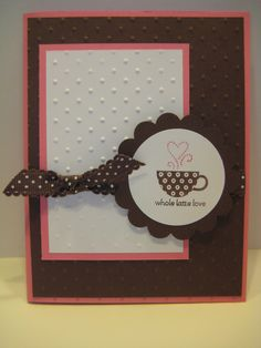 patterned occasions card ideas stampin up | Great Minds Ink Alike: Sneak Peek Patterned Occasions
