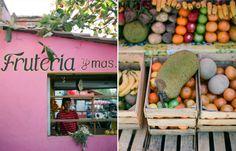 Step up to freshness in Sayulita. Use your creativity and assemble a fresh fruit treat. www.Casitassayulita.com