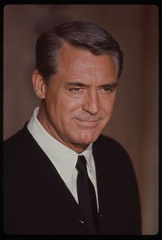 Cary Grant.  Smooth, charming, handsome and another of my favorites I will watch in anything. He didn't have to mount a horse or motorcycle to be enjoyable to watch.