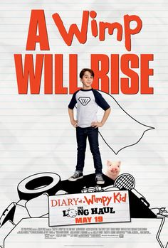 Century Fox has released new clips and a trailer from their forthcoming Diary Of A Wimpy Kid: The Long Haul! Diary Of A Wimpy Kid: The Long Haul stars: Kid Movies, Family Movies, All Family, 2017 Movies, Children Movies, Real Movies, Cartoon Movies, Watch Movies, Wimpy Kid Movie