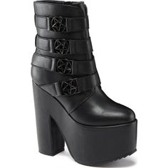 All new goth shoes & boots from KILLSTAR. Shop platforms & boots to complete yer killer look! Witch Fashion, Gothic Fashion, Style Fashion, Cute Shoes, Me Too Shoes, Gothic Shoes, Gothic Jewelry, Gothic Clothing, Mode Sombre