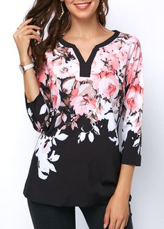 Duseedik Mens Summer T-Shirt Paisley Cotton Long Sleeve Casual Button Down Shirt Beach Party Holiday Top Blouse Tee
