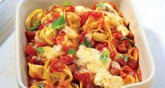 Tortellini uit de oven | Diabetes Fonds