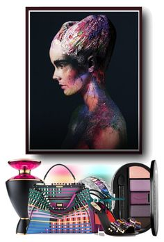 """I do not know, just love it... #1."" by babysnail ❤ liked on Polyvore featuring Sephora Collection, Bulgari and Fendi"