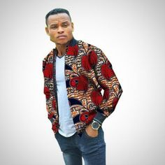 Dashiki Jacket - Unique Jacket for Baseball boasts a simple African print design with front zip round out any and all casual looks with stylish vigour. African Attire For Men, African Print Fashion, Fashion Prints, Minnesota Twins Baseball, Ankara Jackets, Baseball Jackets, Baseball Caps, Dashiki, Pattern Fashion