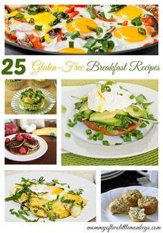 Gluten-Free Breakfas     Gluten-Free Breakfast recipes perfect for any meal!  https://www.pinterest.com/pin/213991419770964663/   Also check out: http://kombuchaguru.com