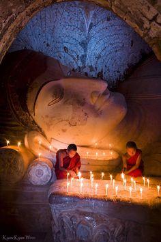 16 Extraordinary Images By Myanmar's Kyaw Kyaw Winn