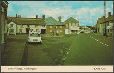 Lower Village, Kilkhampton, Cornwall, 1987 - Kingsley Postcard