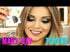 Maquiagem com sombra Tuxedo Mary Kay - YouTube Sombra Mary Kay, Facial, Vlog, Ash, How To Make, Youtube, Makeup Eyes, Makeup Tips, Mary Kay Products
