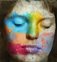 Michal Lukasiewicz's Colorful and Tender Figurative Paintings