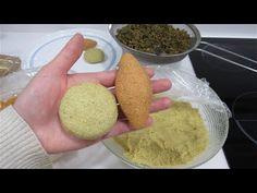 كبة السلق السريعة و كبة القلي بالبرغل و الجريش ،سر نجاحها ،للتفريز اكلة رمضانية رائعة - YouTube