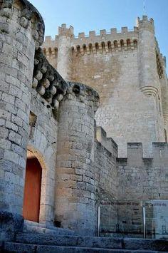 Castillo de Peñafel, Valladolid
